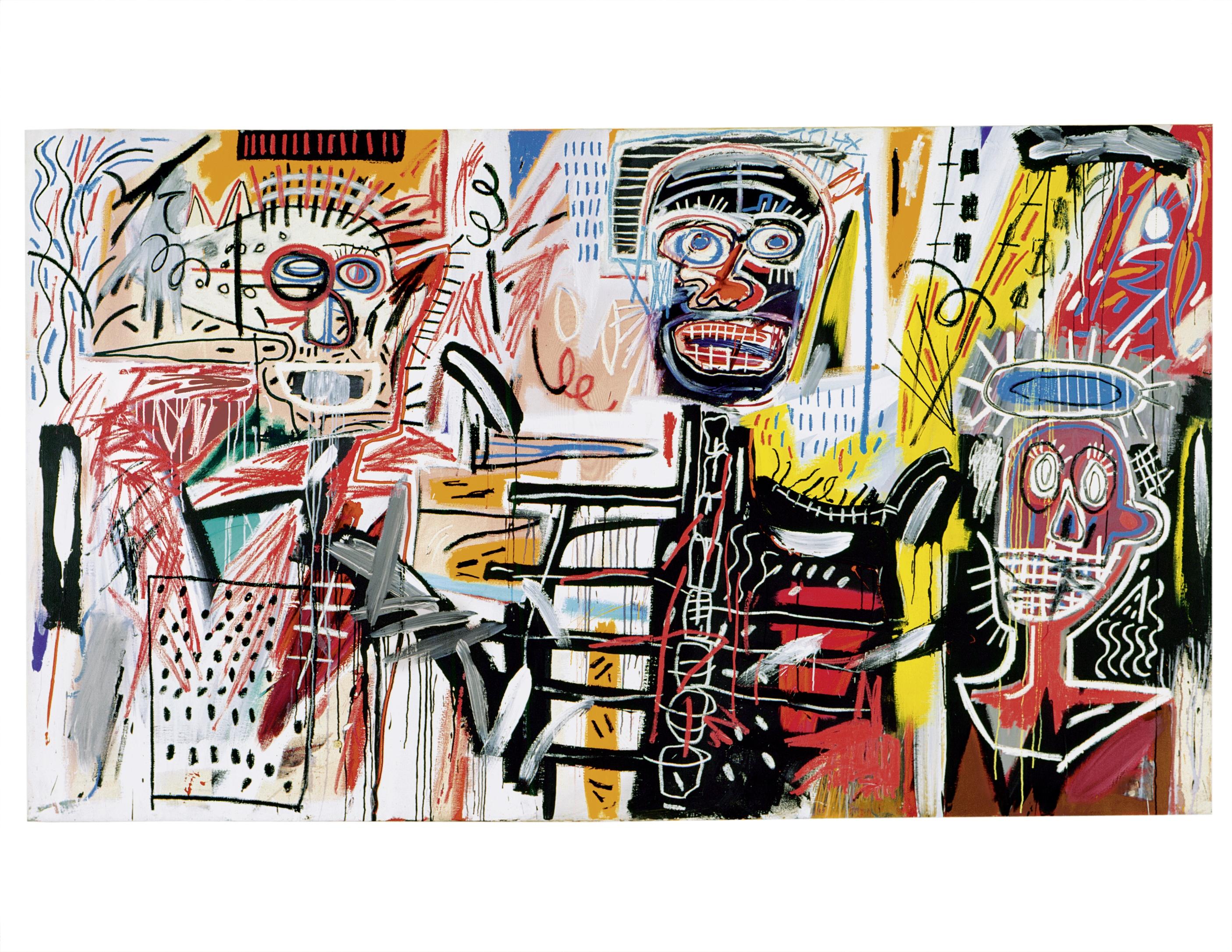 Basquiat Graffiti | www.imgkid.com - The Image Kid Has It!