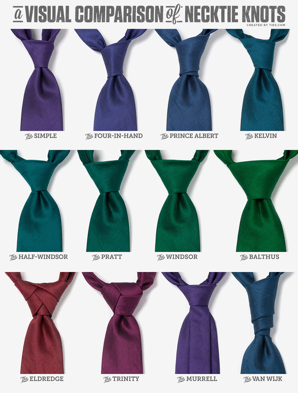 The tie knot guide privlege the tie knot guide ccuart Image collections
